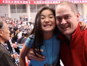 "Why I Rooted for China Over the ""Dream Team"" and The Best Daddy Daughter Date Ever"