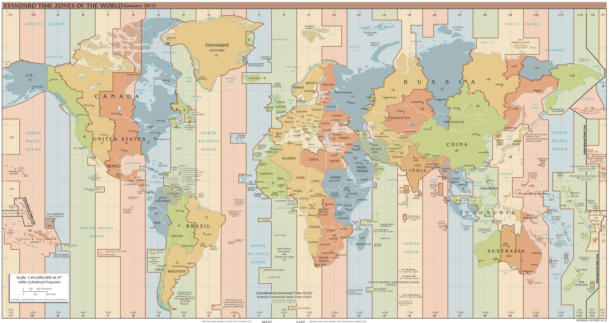 On Doing Away With Time Zones 500 Words Day 5 The Culture Blend