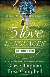 5 Love Languages Kids